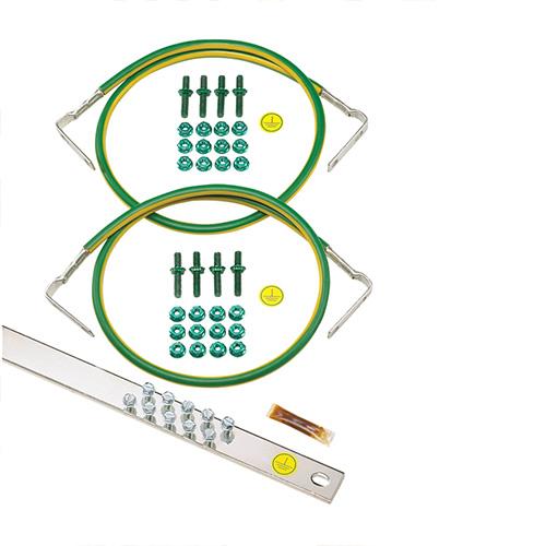 PANDUIT Kit de puesta a tierra para modernización del gabinete - CGR630U