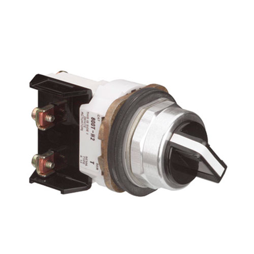 ROCKWELL AUTOMATION 800T, 30mm,  2 POSICIONES, Selector Switch, 1 N.O.  1N.C.  - 800TH2A