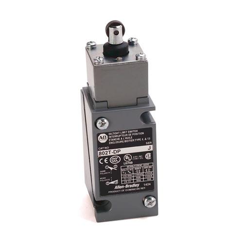 Metal Plug-In Oiltight Limit Switch