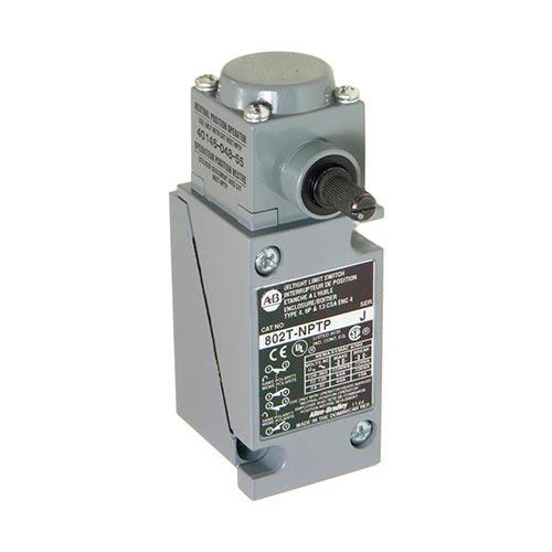 ROCKWELL AUTOMATION 802T, Limit Switch, Giratorio, Posición Neutral, 4 circuitos (no incluye leva) - 802TNPTP