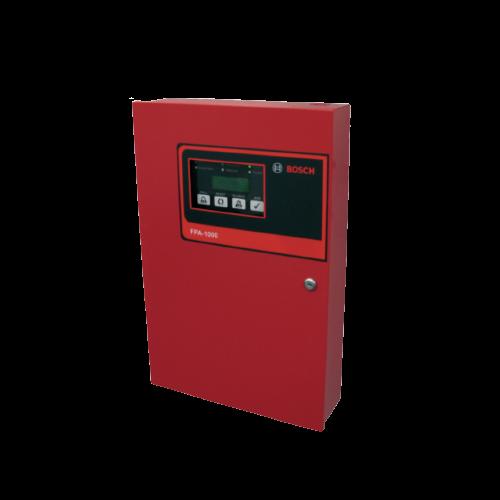 BOSCH Panel Central de Alarma de Incendio, Direccionable, 8 paneles en red, Rojo - FPA1000V2