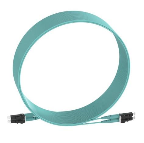 PANDUIT Cable de conexión de fibra óptica, OM4, Riser, 10M - FZ2ERLNLNSNM010