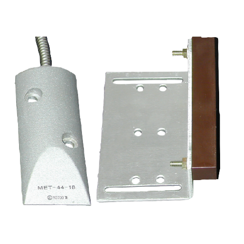 BOSCH Kit de contacto de puerta aérea, Con conexión de cable blindado, Lazo cerrado, Metálico - ISNCMET4418
