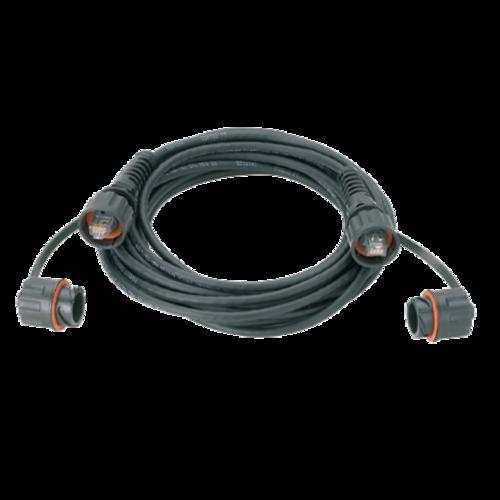 PANDUIT Cable de conexión Ethernet industrial, Categoría 6, Blindado, 2M - ISTPSP2MBL