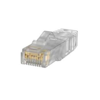 24 AWG, Category 6, UTP Modular Plug, 10