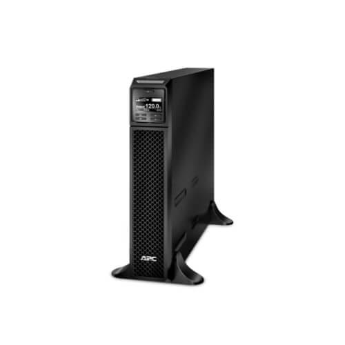 APC No Break SmartUPS SRT 3000, Doble conversión en línea, 120V, 3000VA/2700W, Negro - SRT3000XLA
