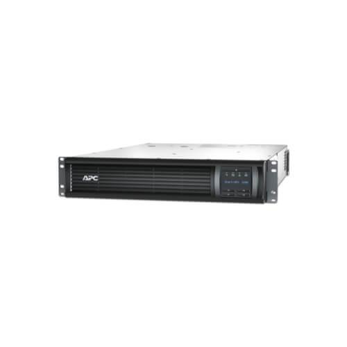 APC Unidad Smart-UPS 2200, Interactivo en 120V,  2,200 VA / 1,980 W, Pantalla LCD - SMT2200RM2UC