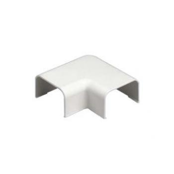 PANDUIT Accesorio en ángulo recto de baja precion, LD5, ABS, Marfil - RAF5EIE