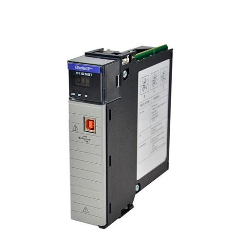 ROCKWELL AUTOMATION, Tarjeta de Ethernet/IP 10/100M - 1756EN2T