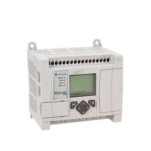 ROCKWELL AUTOMATION Controlador MicroLogix 1100, 16 puntos -1763L16BWA