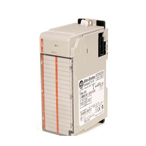 ROCKWELL AUTOMATION, Modulo de entradas analogicas corriente/voltaje para CompactLogix 8 Pts  - 1769IF8