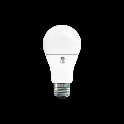 GENERAL ELECTRIC Foco LED, 7 Watts, A19, Base de Atornillable Mediana, 470 Lúmenes, 3000K, Color temperatura - 93567