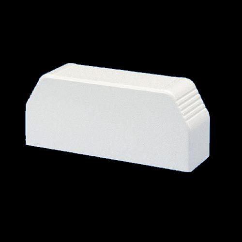 PANDUIT Placa frontal T-45, PVC, Blanco - T70ECEI
