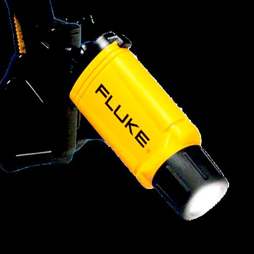 FLUKE Linterna LED L206, De lujo para gorra - L206
