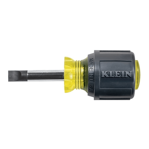 KLEIN TOOLS Desarmador de punta cabinet de 7.9 mm con barra de 38 mm - 600-1