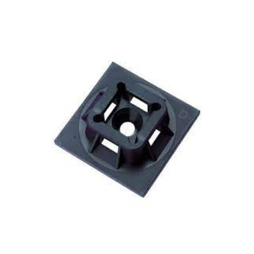 "PANDUIT Montaje de brida para cables, Hi Tmp. Adh., .50 ""x.50"" - ABM1MATM0"
