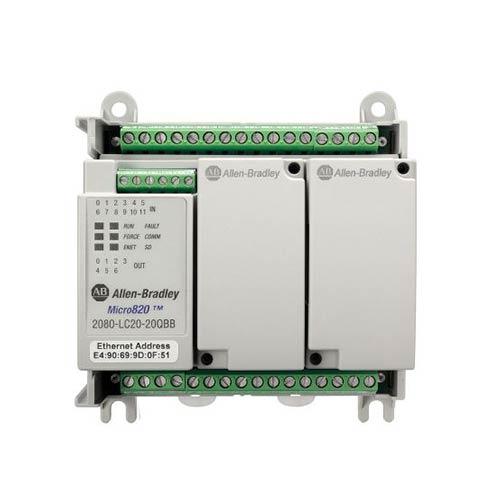 Micro820 20 I/O ENet/IP Controller