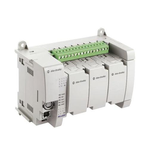 ROCKWELL AUTOMATION Controlador Micro 830, 48 puntos, Serial - 2080LC3048QWB