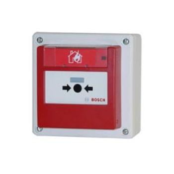 BOSCH Pulsadores de incendio de accionamiento único LSN improved - FMC420RWHSRRD