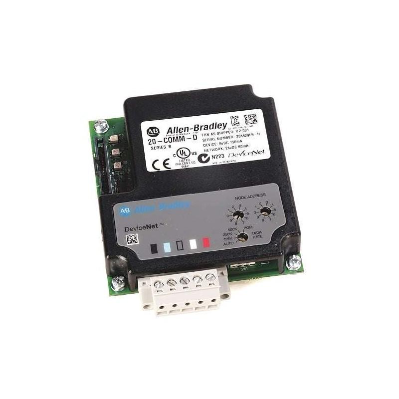 ROCKWELL AUTOMATION PowerFlex Adaptador DeviceNet - 20COMMD