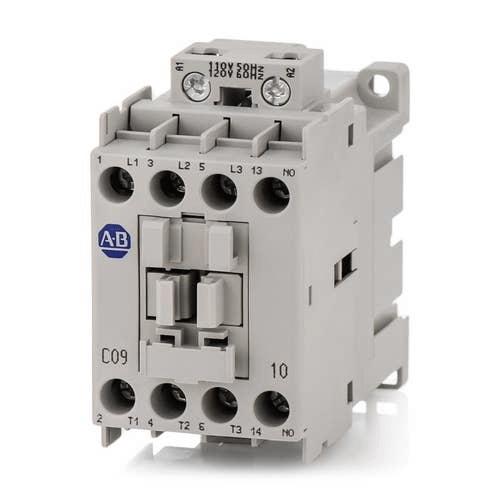 ROCKWELL AUTOMATION Contactor, IEC, 9A, 3P, bobina de 120V - 100C09D10