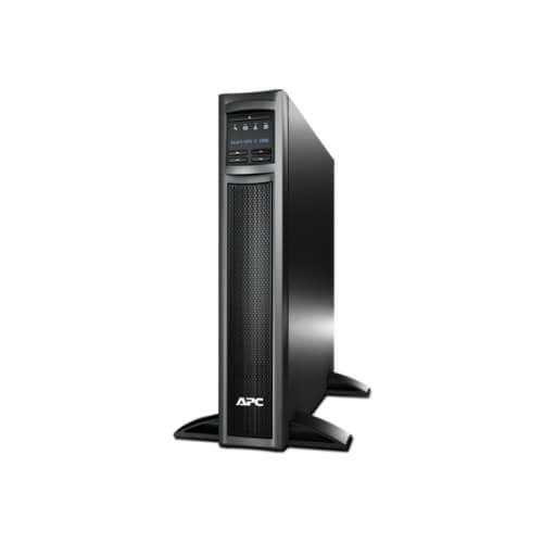 APC SMART-UPS X 1500VA RACK / TORRE LCD 120V CON SMARTCONNECT - SMX1500RM2UC