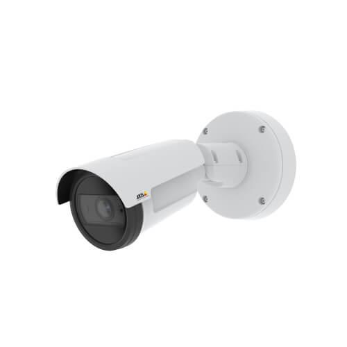 AXIS Cámara de red P1455-LE, Vigilancia versátil, 2 MP, Con múltiples prestaciones, Dos lentes alternativas - 01997-001