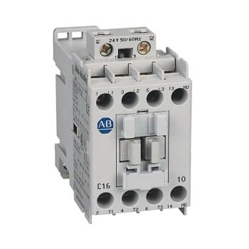 ROCKWELL AUTOMATION Contactor, IEC, 16A, 3P, bobina de 120V - 100C16D10