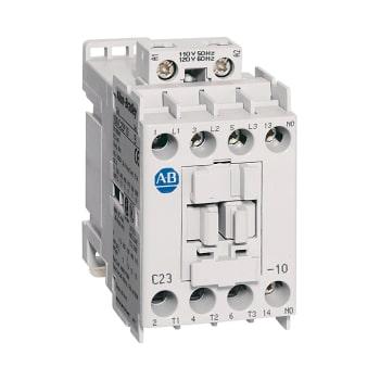 ROCKWELL AUTOMATION Contactor, IEC, 23A, 3P, bobina de 120V - 100C23D10