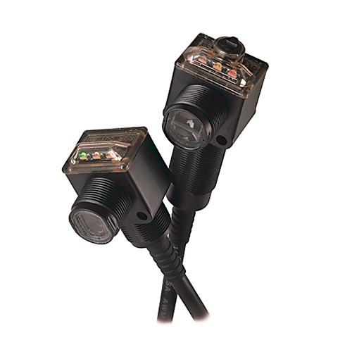"""ROCKWELL AUTOMATION 42EF, Sensor Fotoelectrico, Polarizado Rertrorreflectivo, 3 mts sensado, 10-30 Vdc, Salida PNP, cable 6"""" con conector M12 4 pines - 42EFP2MPBF4"""
